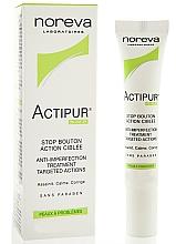 Düfte, Parfümerie und Kosmetik Pflegende Gesichtscreme für Problemhaut - Noreva Laboratoires Actipur Anti-Imperfection Treatment Targeted Actions