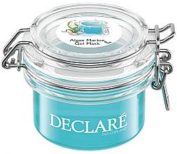 Düfte, Parfümerie und Kosmetik Feuchtigkeitsspendende Gel-Maske für das Gesicht mit Algen - Declare Algae Marine Gel Mask