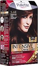Düfte, Parfümerie und Kosmetik Creme-Haarfarbe - Schwarzkopf Palette Intensive Color Creme Permanente