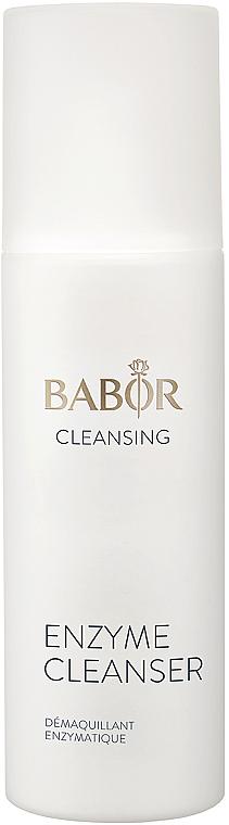 Feinkörniges Reinigungspulver mit Vitamin C und keratolytischer Wirkung - Babor Enzyme Cleanser
