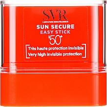 Düfte, Parfümerie und Kosmetik Hochwertiger Sonnenschutz-Stick für empfindliche Bereiche SPF 50+ - SVR Sun Secure Easy Stick SPF 50