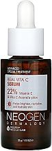 Düfte, Parfümerie und Kosmetik Konzentriertes Serum mit Vitamin C - Neogen Dermalogy Real Vita C Acerola-Plex Serum