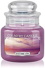 Düfte, Parfümerie und Kosmetik Duftkerze im Glas Daydreams - Country Candle Daydreams