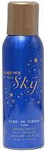 Düfte, Parfümerie und Kosmetik Urlic De Varens In The Sky - Parfümiertes Deospray