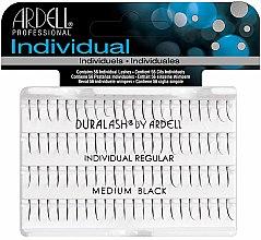 Düfte, Parfümerie und Kosmetik Wimpernbüschel-Set - Ardell Duralash Individual Regular Medium Black Lashes