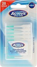 Düfte, Parfümerie und Kosmetik Interdentalzahnbürsten 20 St. - Beauty Formulas Active Oral Care Interdental Soft Brushes Regular