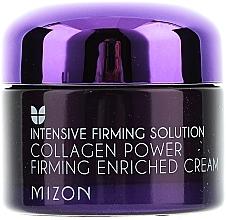 Düfte, Parfümerie und Kosmetik Straffende Gesichtscreme mit Kollagen - Mizon Collagen Power Firming Enriched Cream