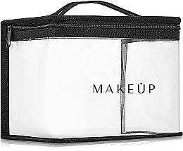 Düfte, Parfümerie und Kosmetik Kosmetiktasche Allvisible transparent 17x15x15 cm - MakeUp