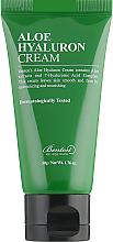 Düfte, Parfümerie und Kosmetik Feuchtigkeitsspendende und nährende Gesichtscreme mit Hyaluronsäure und Aloe Vera - Benton Aloe Hyaluron Cream