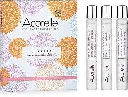 Düfte, Parfümerie und Kosmetik Acorelle Mes Essentiels Detente - Kosmetikset (Parfum Roll-on /3x10ml)