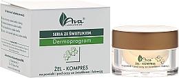 Düfte, Parfümerie und Kosmetik Augengelmaske für empfindliche Haut - Ava Laboratorium Dermoprogram Gel-Compress On The Eyelids And Under The Eyes