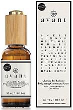 Düfte, Parfümerie und Kosmetik Straffendes Gesichtsserum-Konzentrat mit Hyaluronsäure und Matrixyl - Avant Advanced Bio Radiance Invigorating Concentrate Serum