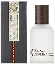 Düfte, Parfümerie und Kosmetik Bath House Spanish Fig and Nutmeg - Eau de Cologne