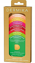 Düfte, Parfümerie und Kosmetik Gesichtsmasken für jeden Wochentag (7 x 3 ml) - Dermika Seven Wishes