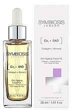 Düfte, Parfümerie und Kosmetik Anti-Aging-Gesichtsöl mit Kollagen und Mandel - Symbiosis London Anti-Ageing Facial Oil