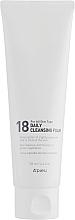 Düfte, Parfümerie und Kosmetik Feuchtigkeitsspendender Gesichtsreinigungsschaum mit Blattgemüsen - A'Pieu 18 Daily Cleansing Foam