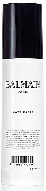 Mattierende Haarpaste - Balmain Paris Hair Couture Matt Paste