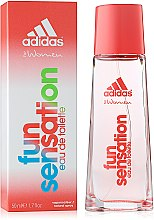 Düfte, Parfümerie und Kosmetik Adidas Fun Sensations - Eau de Toilette