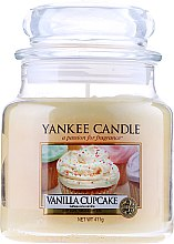 Düfte, Parfümerie und Kosmetik Duftkerze im Glas Vanilla Cupcake - Yankee Candle Vanilla Cupcake Jar