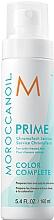 Düfte, Parfümerie und Kosmetik Pflegendes Haarspray - Moroccanoil ChromaTech Color Complete Prime