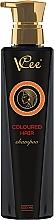 Düfte, Parfümerie und Kosmetik Shampoo für gefärbtes Haar - VCee Coloured Hair Shampoo