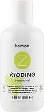 Düfte, Parfümerie und Kosmetik 2in1 Shampoo-Duschgel für Kinder - Kemon Liding Kidding Shampoo H&B