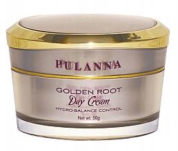 Düfte, Parfümerie und Kosmetik Revitalisierende Tagescreme für das Gesicht - Pulanna Golden Root Day Cream Hydro-Balance Control