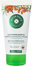 Düfte, Parfümerie und Kosmetik Uniwersalny krem do ciała z naturalnym olejkiem z rokitnika zwyczajnego - Green Feel's Body Cream With Natural Sea Buckthorn Oil