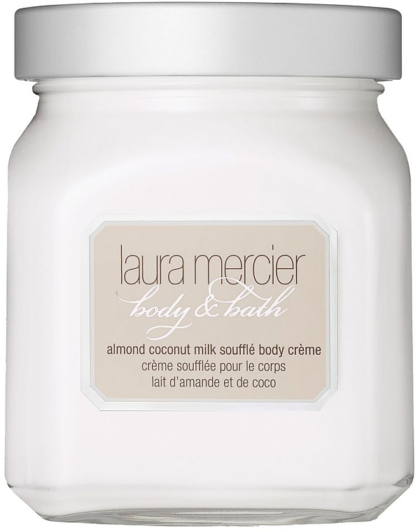 Körper-Soufflé Mandel und Kokosnussmilch - Laura Mercier Almond Coconut Milk Souffle Body Cream