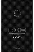 Düfte, Parfümerie und Kosmetik Axe Black - Eau de Toilette