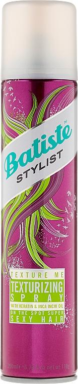Texturierender Haarspray - Batiste Stylist Texture Me Texturizing Spray