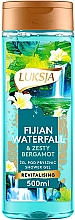 Düfte, Parfümerie und Kosmetik Revitalisierendes Duschgel - Luksja Fijian Waterfall Shower Gel
