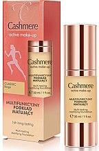 Düfte, Parfümerie und Kosmetik Mattierende Foundation - Dax Cashmere Active Make-Up Mattifying Foundation