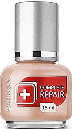 Regenerierender Nagelconditioner - Silcare Complete Repair