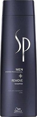 Anti-Schuppen Shampoo für Männer - Wella SP MEN Remove Shampoo