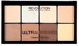 Düfte, Parfümerie und Kosmetik Konturierpalette für das Gesicht - Makeup Revolution HD Pro Cream Contour