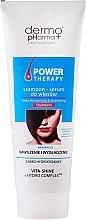 """Düfte, Parfümerie und Kosmetik Shampoo-Serum """"Feuchtigkeit und Geschmeidigkeit"""" - Dermo Pharma Power Therapy Deep Moisturizing & Smoothing Shampoo"""