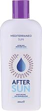 Düfte, Parfümerie und Kosmetik Feuchtigkeitsspendende, regenerierende und beruhigende After Sun Lotion - Mediterraneo Sun Moisturising Aftersun