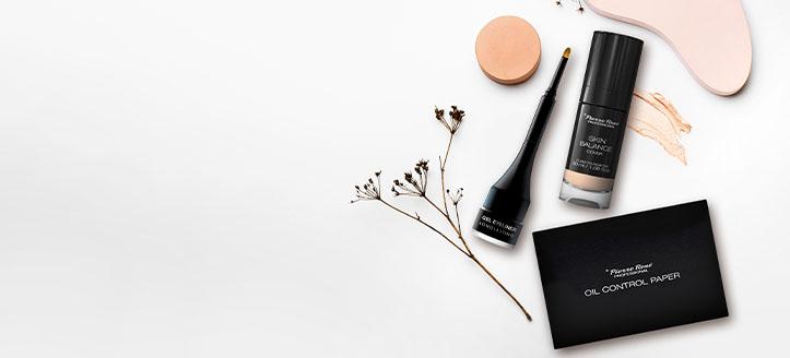 Holen Sie sich mattierendes Spezialpapier für das Gesicht beim Kauf von Pierre Rene Produkten ab CHF 12