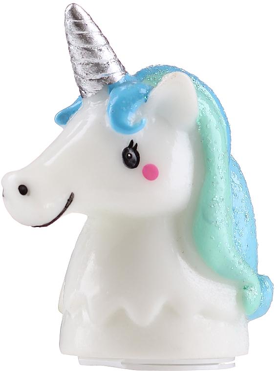 Lippenbalsam für Kinder mit Kokosduft Einhorn - Martinelia Unicorn Magical Coconut Lip Balm