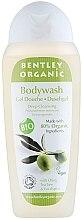 Düfte, Parfümerie und Kosmetik Tiefenreinigendes Duschgel - Bentley Organic Body Care Deep Cleansing Bodywash