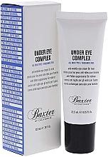 Düfte, Parfümerie und Kosmetik Augenkonturcreme gegen Falten für Männer - Baxter of California Under Eye Complex