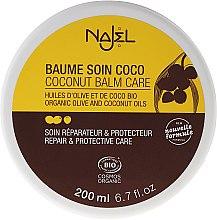 Düfte, Parfümerie und Kosmetik Körperbalsam mit Kokosnuss - Najel Coconut Care Balm