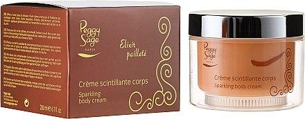 Körpercreme - Peggy Sage Sparkling Body Cream