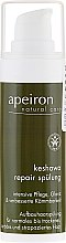 Düfte, Parfümerie und Kosmetik Aufbauhaarspülung für normales bis trockenes, sprödes und stapaziertes Haar - Apeiron Keshawa Repair Conditioner (Mini)