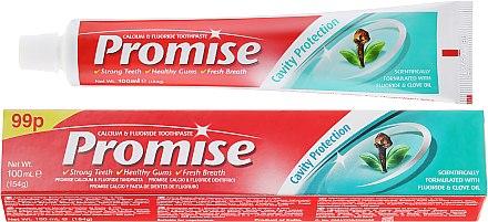 Zahnpasta Cavity Protection mit Kalcium, Fluorid und Nelkenöl - Dabur