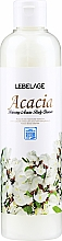 Düfte, Parfümerie und Kosmetik Duschgel mit Akazienextrakt - Lebelage Relaxing Acacia Body Cleanser