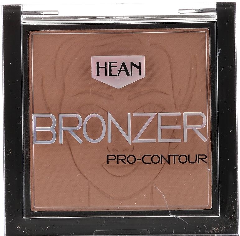 Matter Bronzer für Gesicht und Körper - Hean Pro-contour Bronzer