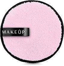 Düfte, Parfümerie und Kosmetik Waschpuff zum Abschminken rosa - MakeUp Makeup Cleansing Sponge Pink