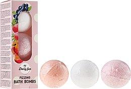 Düfte, Parfümerie und Kosmetik Badebomben - Delia Dairy Fun Milky Bath Balls